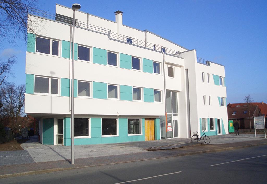 Bürostandort Dorsten-Stadtsfeld