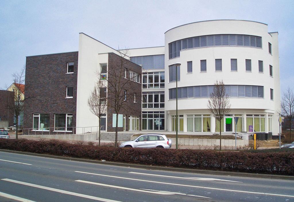 Verwaltungsgebäude Dorsten-Innenstadt