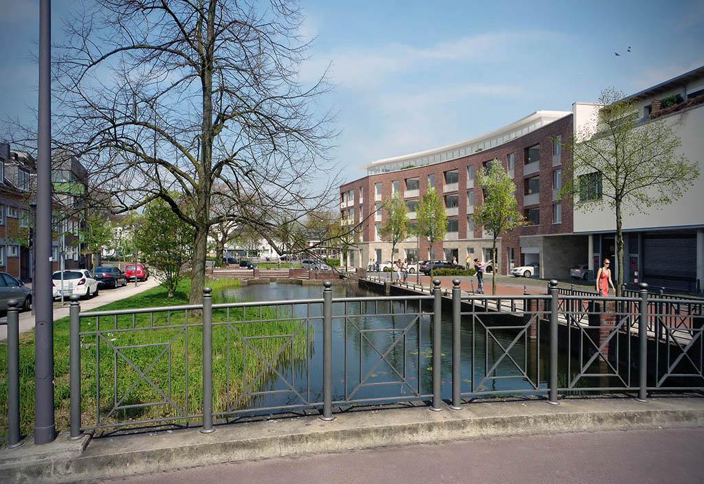 Ostwall in Dorsten