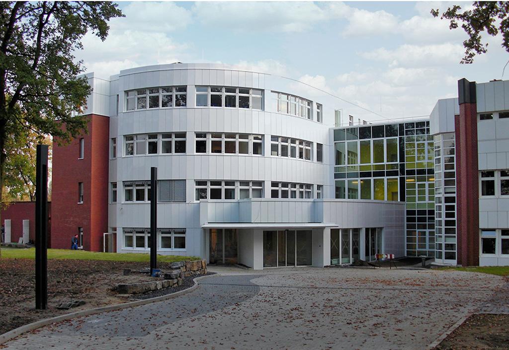 Krankenhaus Dorsten – Zentrale Aufnahme